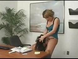 lesbian secretary porn